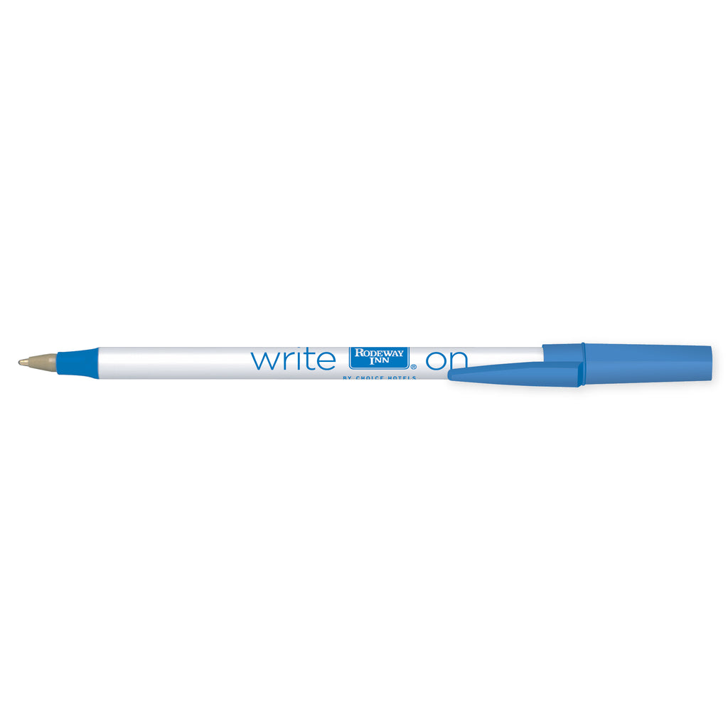 Rodeway Inn Stick Pen with Cap
