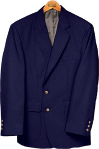 Men's Single-Breasted Blazer