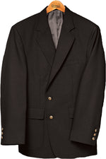 Men's Single-Breasted Blazer - Econo Lodge Inn & Suites