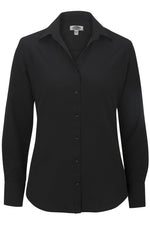 Women's Batiste Long Sleeve Blouse - Rodeway Inn & Suites