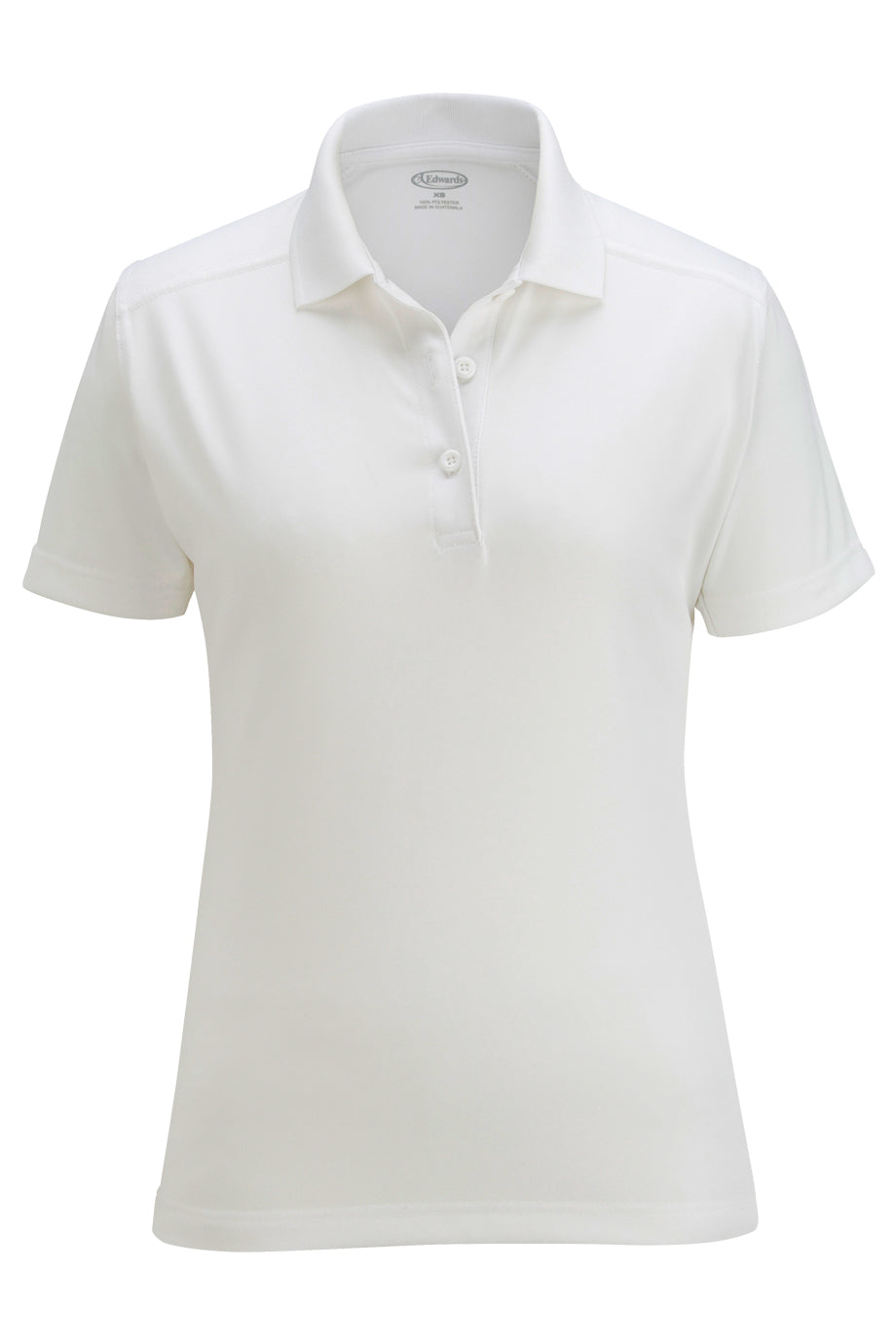 Women's Snag-Proof Short Sleeve Polo