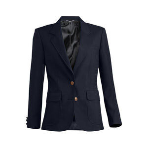 Women's Single-Breasted Blazer - Clarion