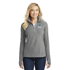 Women's Microfleece 1/2-Zip Jacket