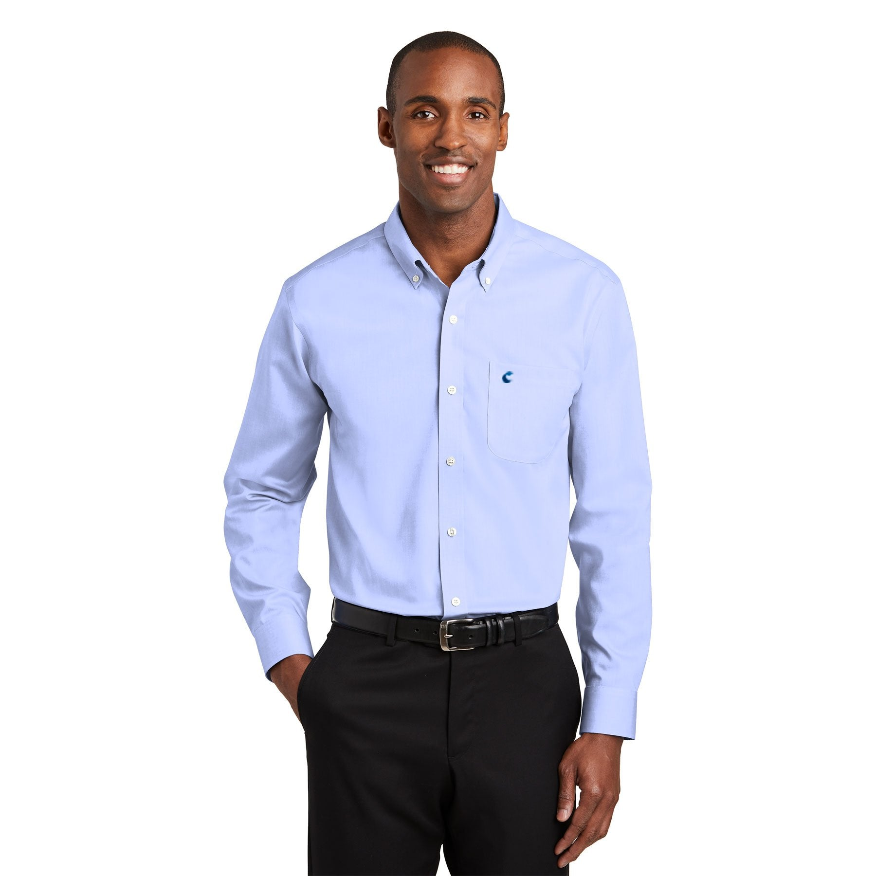 Men's Pinpoint Non-Iron Oxford - Comfort