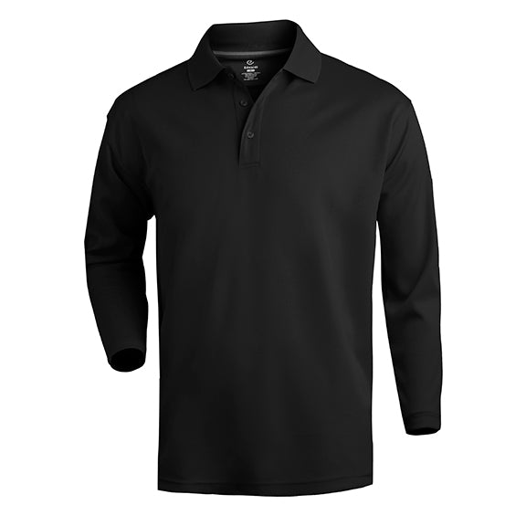 Unisex Hi-Performance Long Sleeve Polo - Rodeway