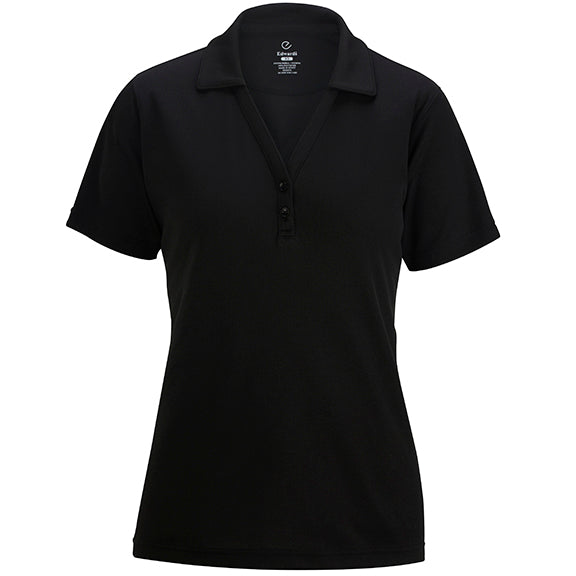 Women's Hi-Performance Johnny Collar Polo