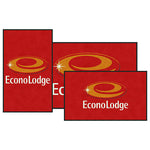 Econo Lodge Logo DigiPrint Nylon Mat