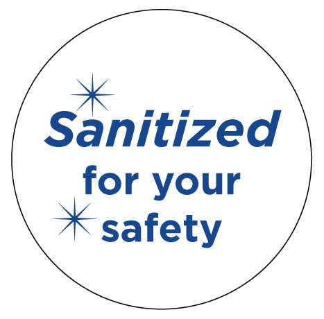 Sanitized - Decal
