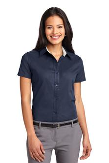 Women's Short Sleeve Easy Care Shirt