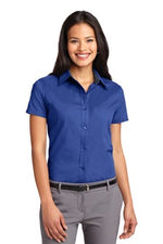 Women's Short Sleeve Easy Care Shirt - Rodeway Inn & Suites