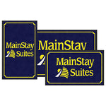 Mainstay Logo DigiPrint Nylon Mat