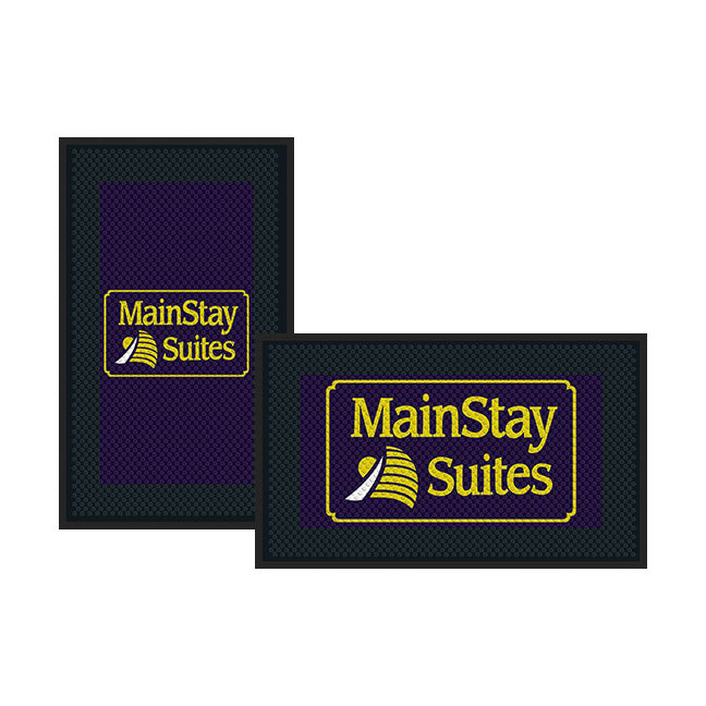 Mainstay SuperScrape Rubber Mat
