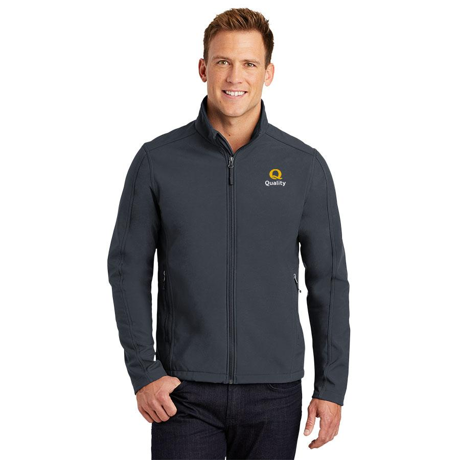 Men's Value Soft-Shell Jacket - Quality