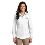 Women's Long Sleeve Carefree Poplin Shirt