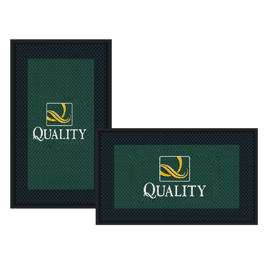 Quality SuperScrape Rubber Mat