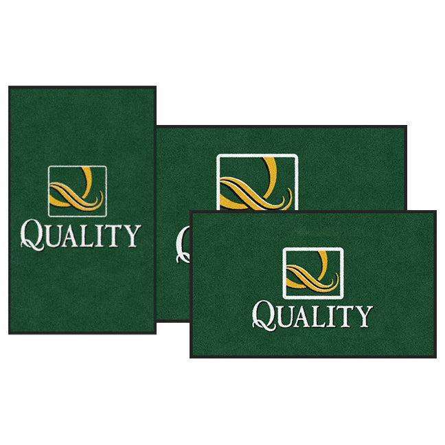 Quality Logo DigiPrint Nylon Mat