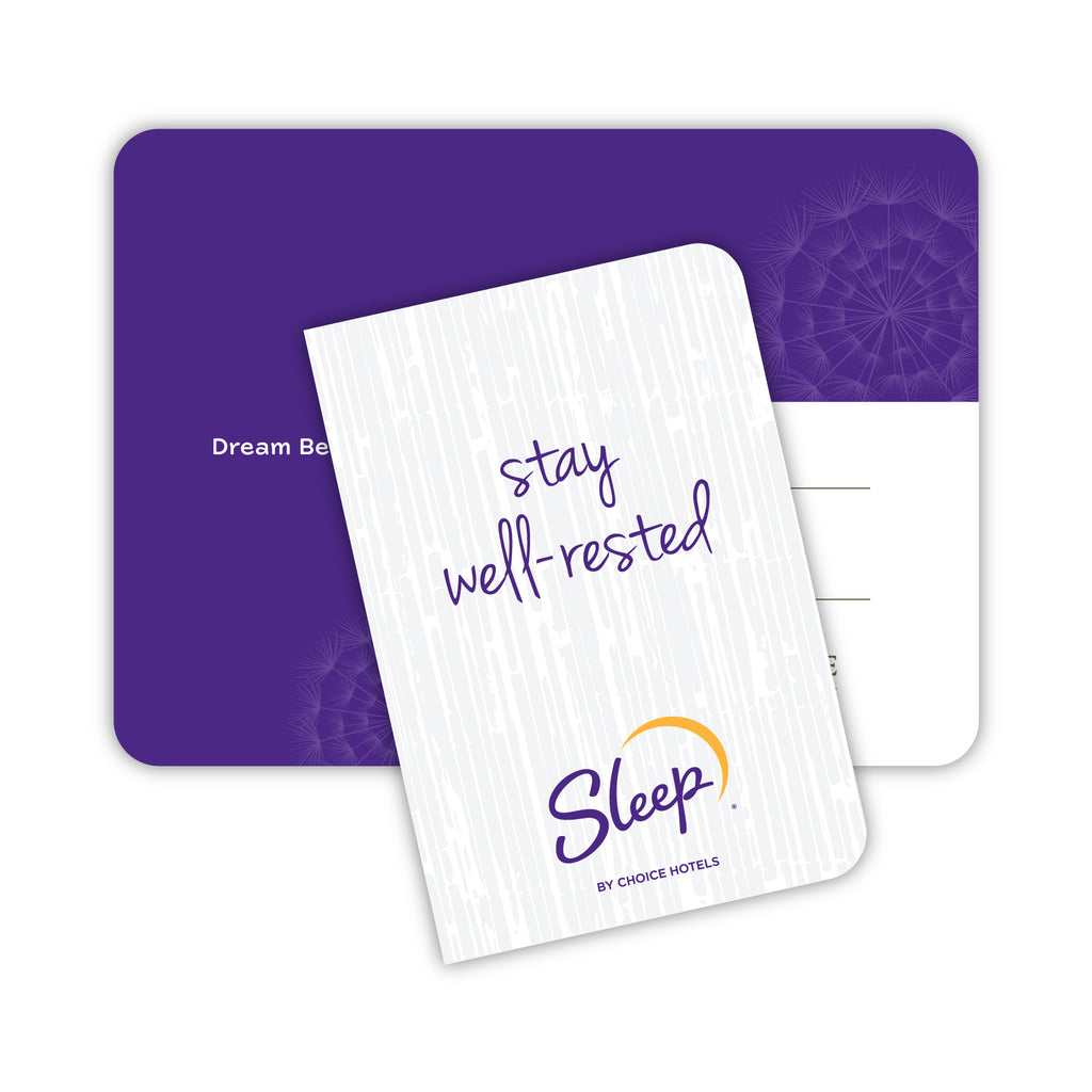 Sleep Inn Key Folder