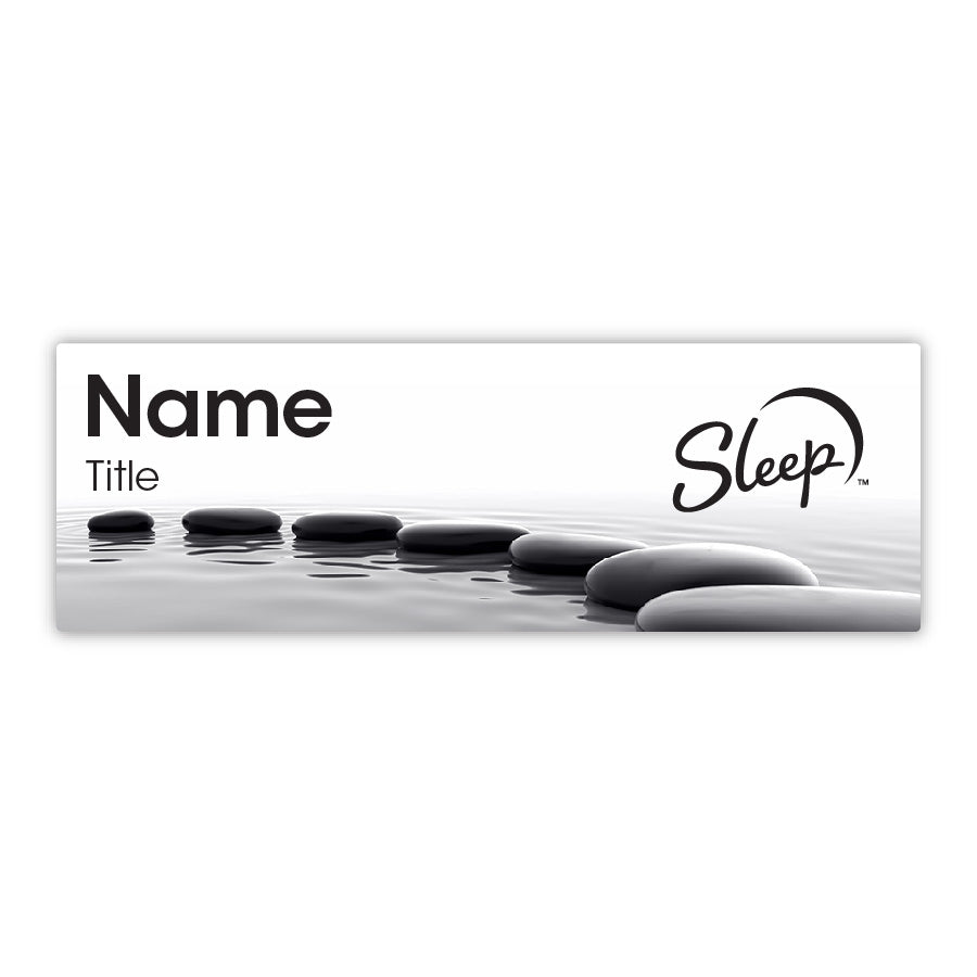 Sleep Inn - Name Badge