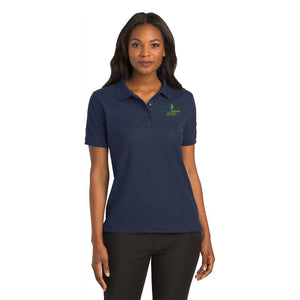 Women's Silk Touch Polo - WoodSpring Suites