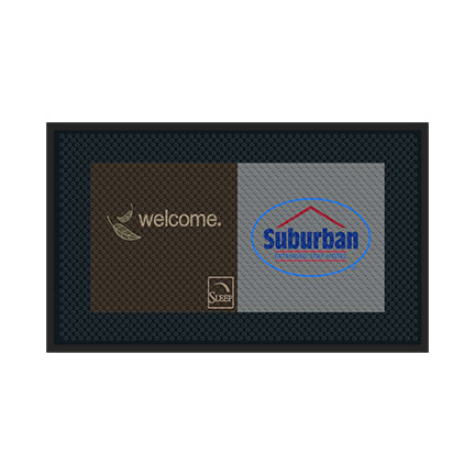 Sleep Inn / Suburban Extended Stay SuperScrape Rubber Mat