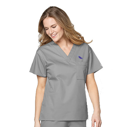Unisex V-Neck Top - Sleep Inn