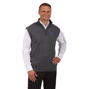 Unisex Quarter-Zip Vest - Sleep Inn