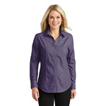 Women's Easy Care Crosshatch Shirt