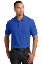 Men's Tall Core Classic Pique Polo - EconoLodge