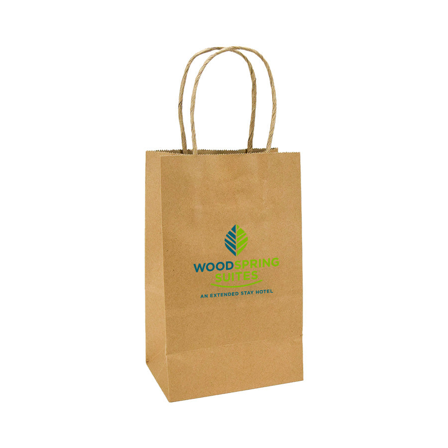 WoodSpring Suites Gift Bag