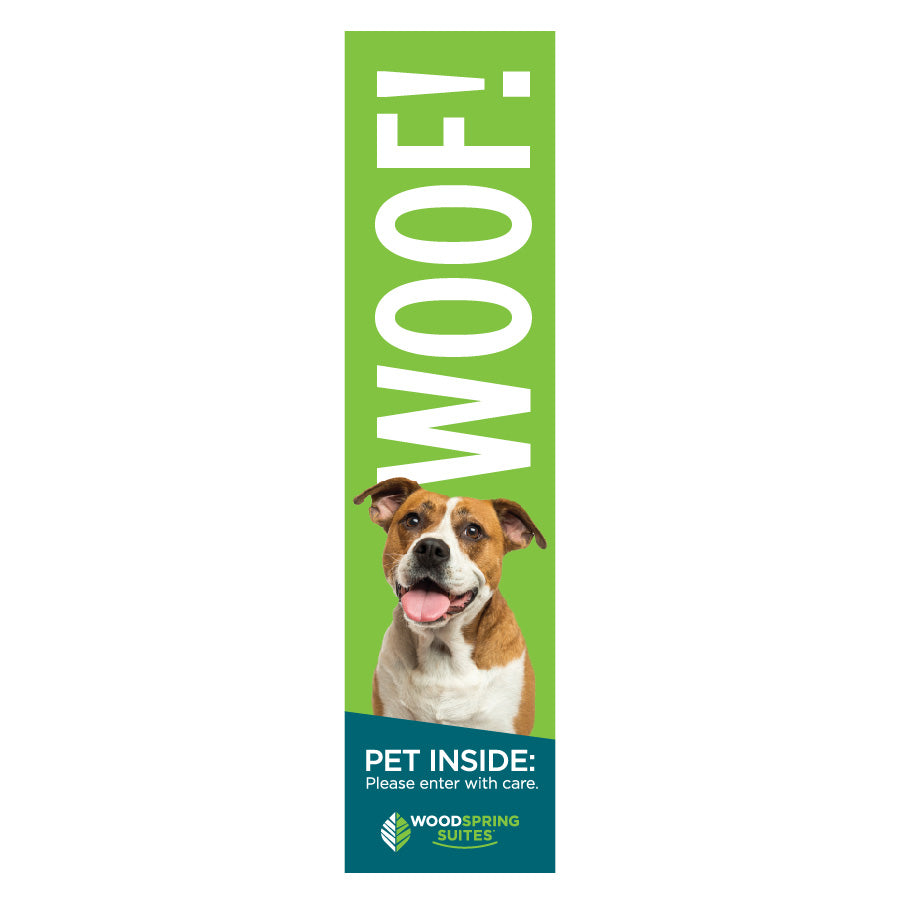 Pet Magnets - WoodSpring Suites