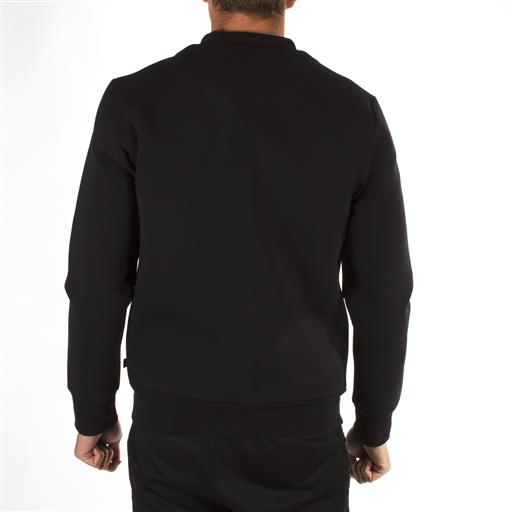 Men Neoprene Bomber