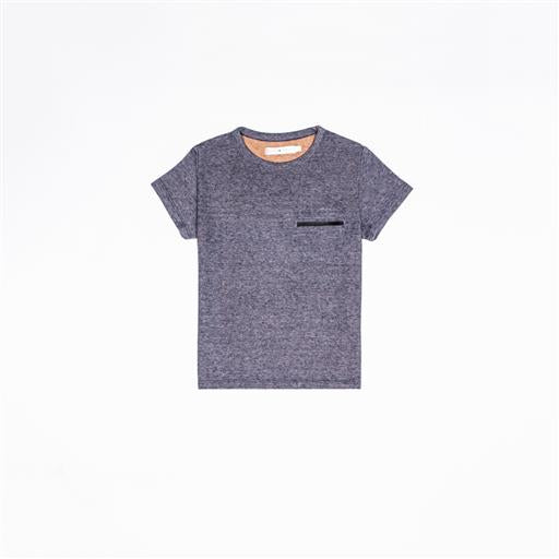Short Sleeve Tee - Navy