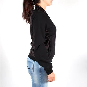 Women Bomber - Jet Black