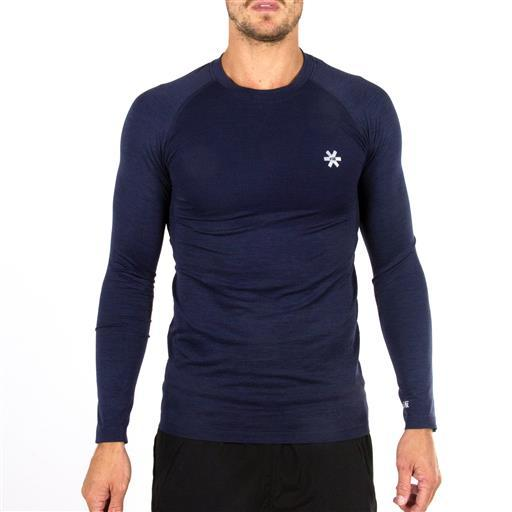 Tech Knit Long Sleeve - Navy