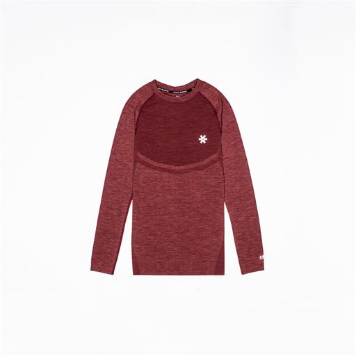 Tech Knit Long Sleeve - Maroon