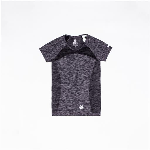 Tech Knit Tee Short - Grey Melange