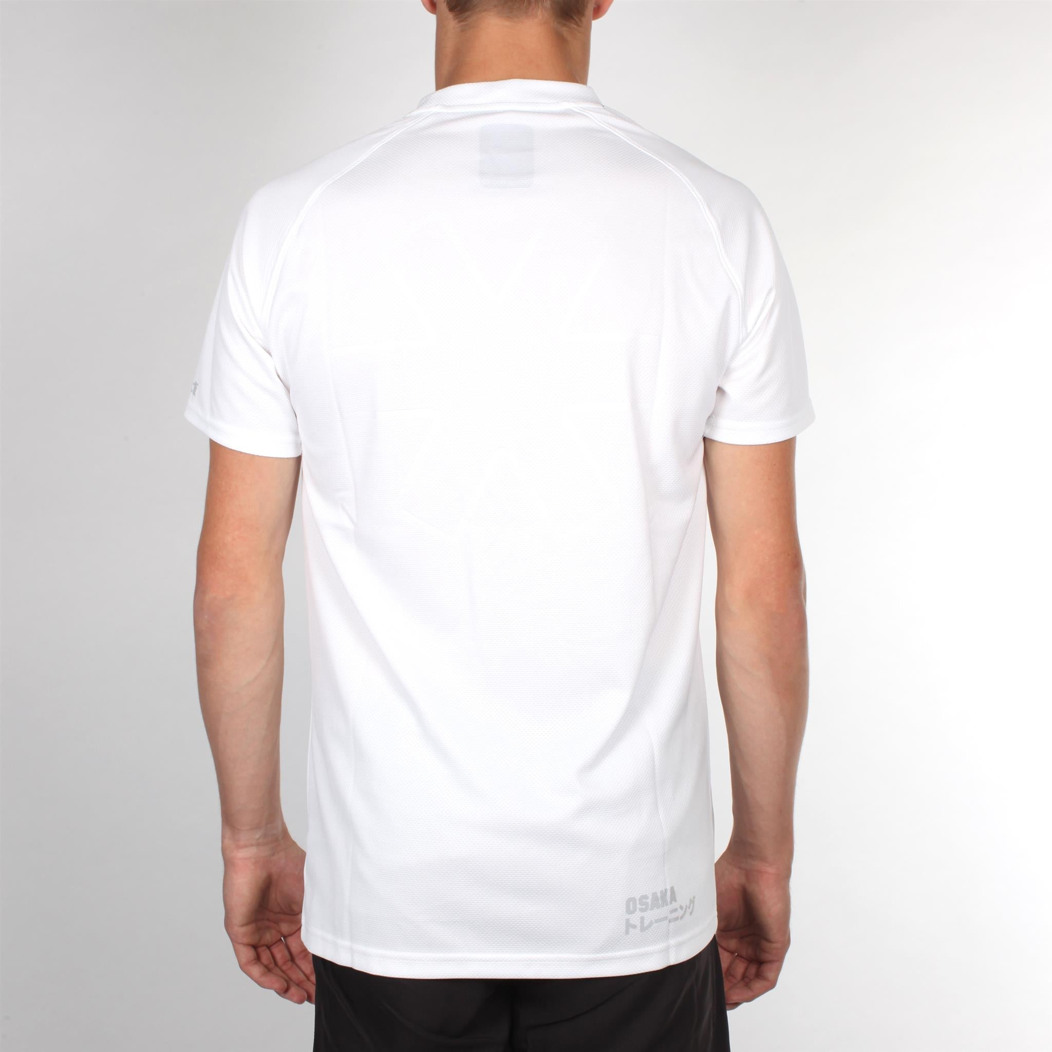 Men Training Tee - White