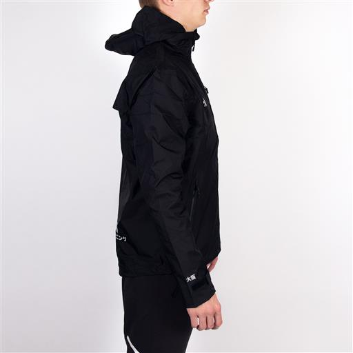 Men Training Jacket - Black
