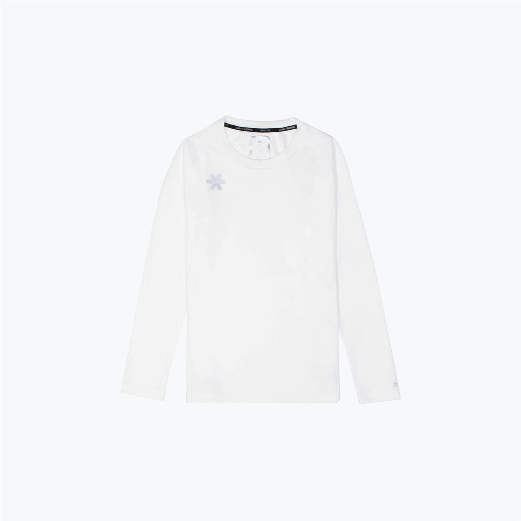 Women Training Long Sleeve Tee - White