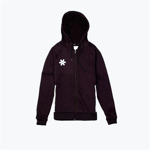 Women Training Zip Hoodie - Black