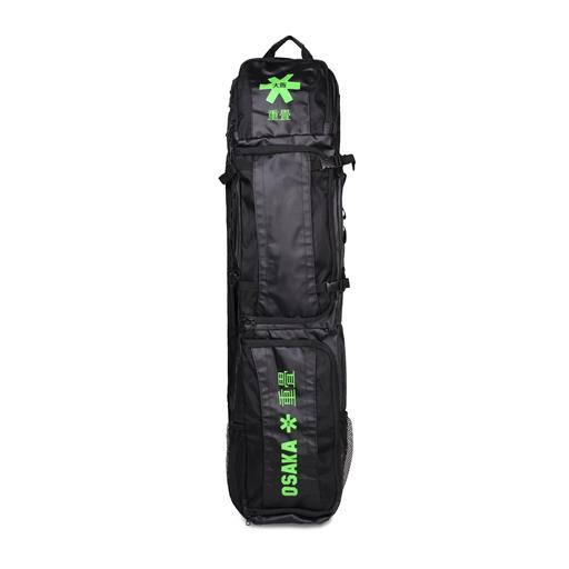 SP Large Stickbag - Black/Green