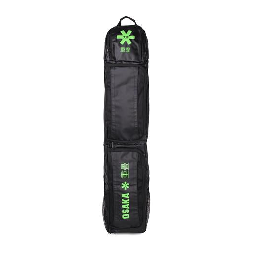 SP Medium Stickbag - Black/Green