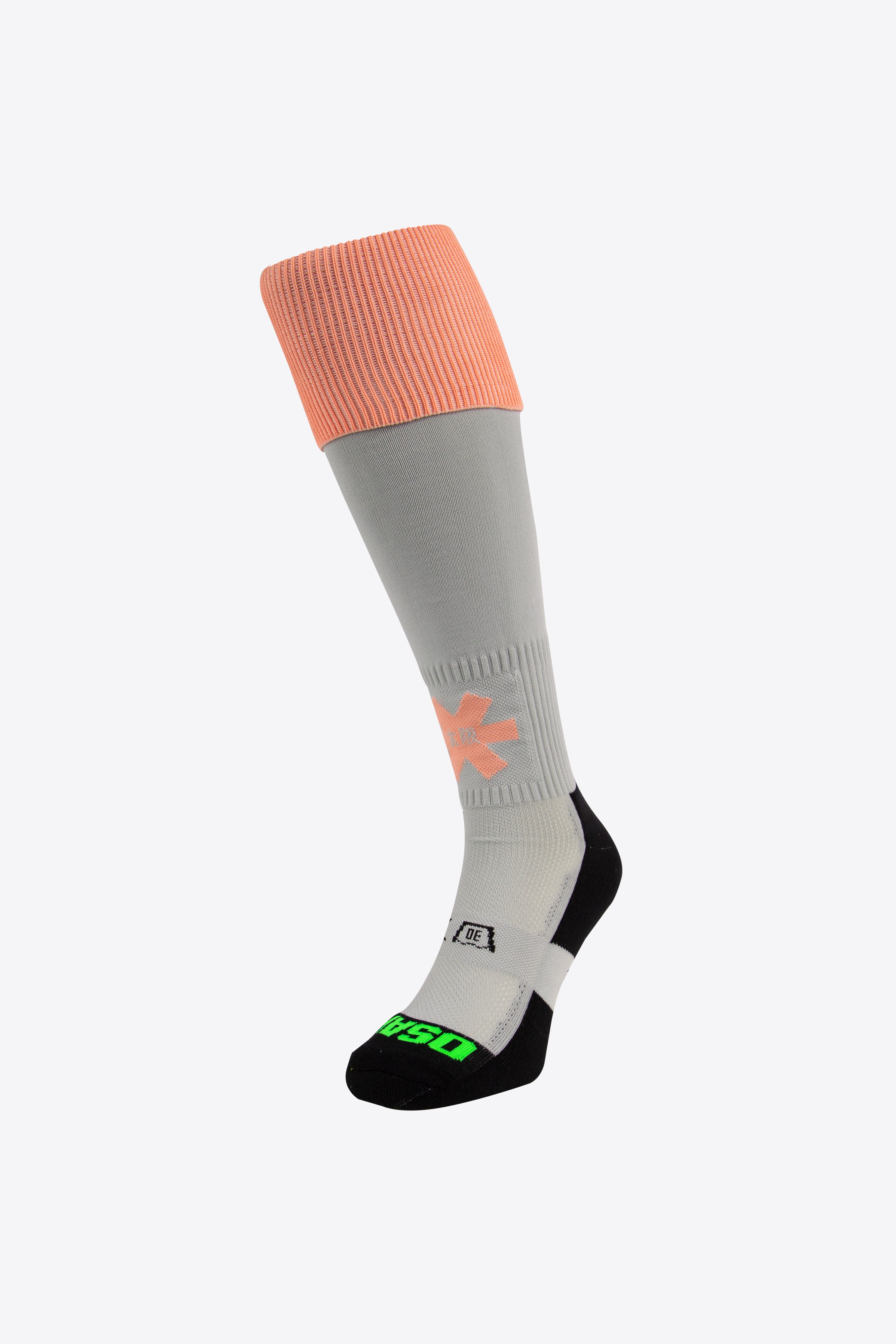 SOX - Cool Grey/Powder Pink