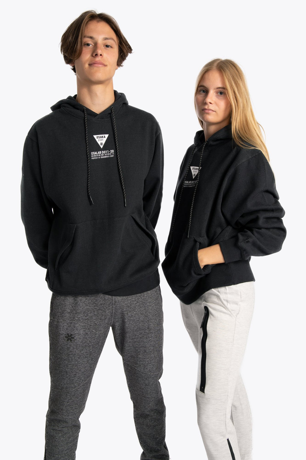 District 11 Hoodie - Black