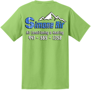 Simone Air Pocket Tee