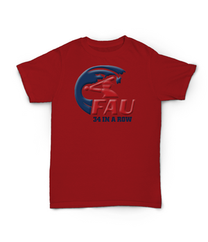 FAU Blue Wave 34