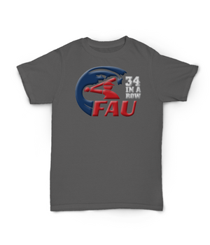 FAU Blue Wave 34 in a Row