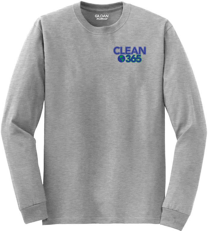 Clean 365 Long Sleeve T Shirt