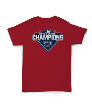 FAU World Series Champs Tee
