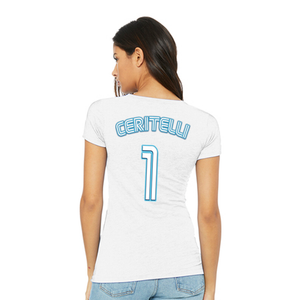 Ladies 2019 Landcrabs Adult Cotton Game Jersey